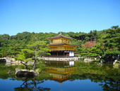 Goldener Pavillion Kyoto